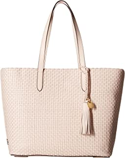 Cole Haan - Woven Leather Payson Tote