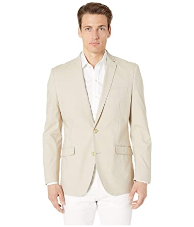 Kenneth Cole Reaction Unlisted Chambray Sports Coat (Beige) Men