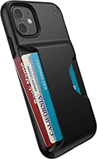 Speck Products Speck Presidio Wallet iPhone 11 Case, Black