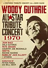 Woody Guthrie All-Star Tribute Concert 1970 arrives on DVD June 7th from MVD Entertainment