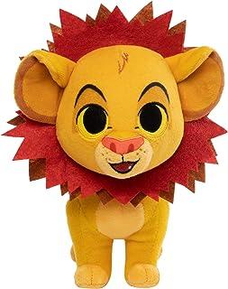 FUNKO Super Cute Plush: Lion King - Simba w/ Leaf Mane