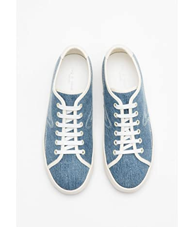 rag & bone Court Sneaker (Denim Blue) Women
