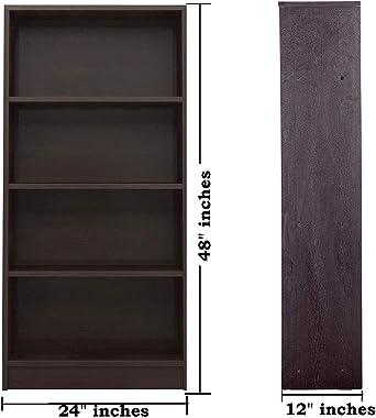 Hudson's Open Book Shelf/Multipurpose Shelf