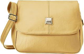 Fristo women handbag (FRB-053)(Beige)