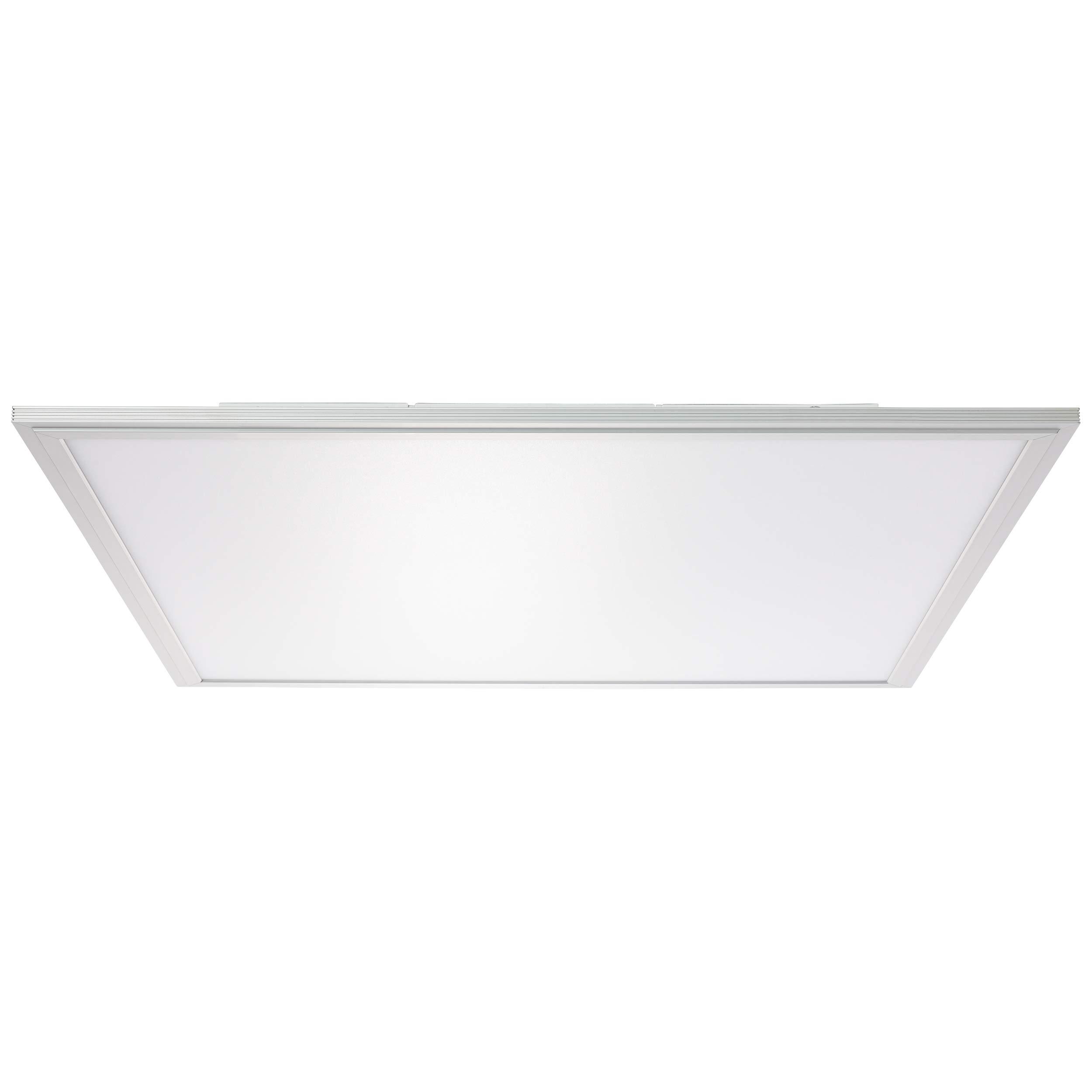 Bianco 55 W Philips Lighting Hue Aurelle Lampada da Soffitto LED Connessa Quadrata