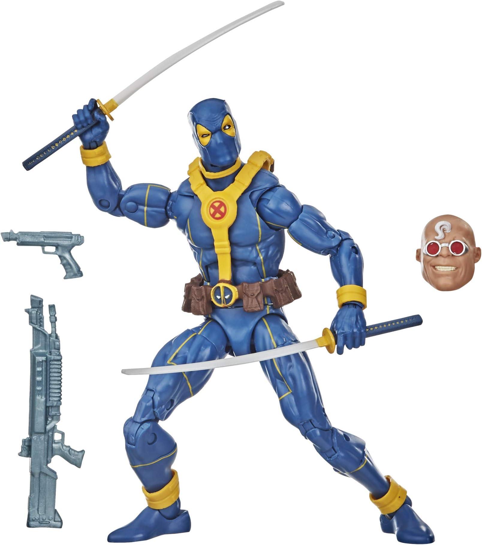 "Hasbro Marvel Legends 80th Anniversary 6/"" Action Figure Deadpool"