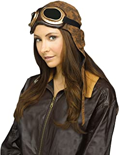 Aviator Cap with Goggles