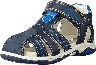 Clarks Boys' Ollie Fashion Sandals, Navy/Blue