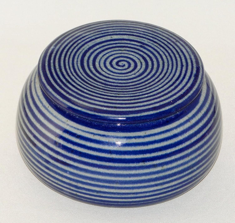 Unbekannt original französische wassergekühlte keramik butterdose, butterdose, butterdose, nie mehr harte butter zum frühstück, c3-spiral-B-G B007QE5634 3a2511
