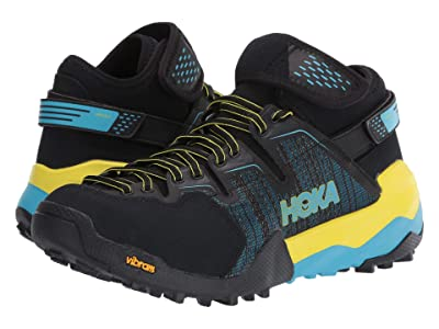 Hoka One One Sky Arkali (Black/Cyan/Citrus) Men