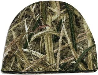 Mossy Oak Reversible Fleece Camo Hunting Beanie