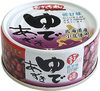 谷尾食糧 さくらあんゆであずき(北海道)165g×24個