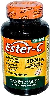 American Health, Ester C 1000Mg with Citrus Bioflavonoids, 90 Count