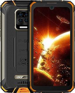 DOOGEE S59 Pro Móvil, [2021] 10050mAh 4GB RAM+128GB ROM, lP68 IP69K Movil Resistente, Potente Altavoz 2 W, Cámara Cuádrupl...