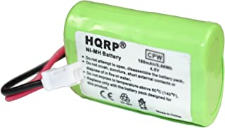 HQRP Battery for SportDOG 400 & 800 Series Receiver SDT00-11907 Kinetic MH120AAAL4GC DC-17 Replacement Plus Coaster