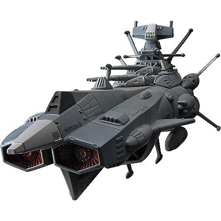 コスモフリートスペシャル 宇宙戦艦ヤマト2202 地球連邦アンドロメダ級一番艦アンドロメダ (初回 約190mm PVC&ABS製 塗装済み完成品フィギュア