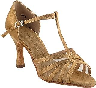 50 Shades of Beige Dance Dress Shoes: Women Ballroom Salsa Wedding Clubing Swing