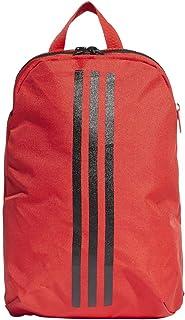adidas Unisex Classic 3-Stripes XS Backpack, Vivid Red/Black/White