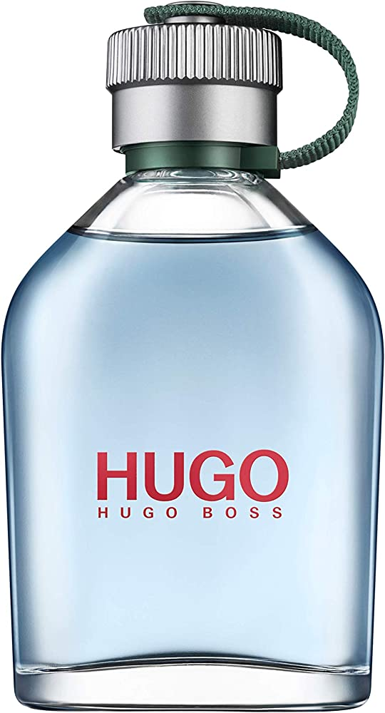 Hugo boss, hugo, eau de toilette per uomo, 125 ml,spray 10002664