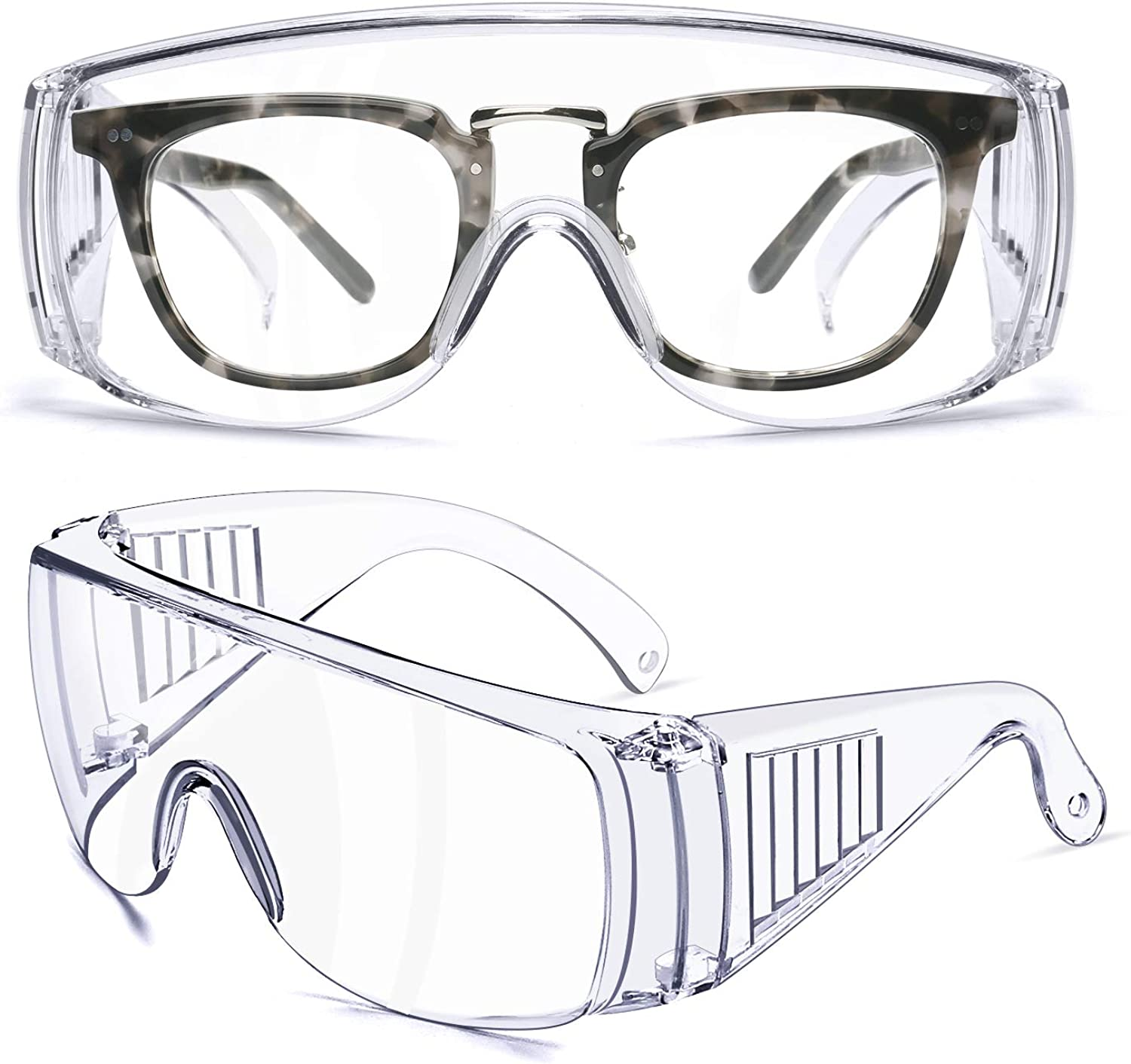 Safety Glasses Anti Popular standard fog goggles Lenses With Anti-Scratch All items free shipping