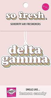 Delta Gamma - Retro Air Freshener - 2/Pack