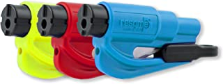 RESQME 05.100.02.07.09 Blue, Red, Safety Yellow 3 Pack, 3 Pack