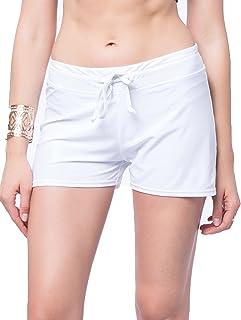 April Fools Day White Flowers Mens Fashion Casual Classic Beach Shorts Quick-Dry Gym Adjustable Drawstring Shorts Yoga