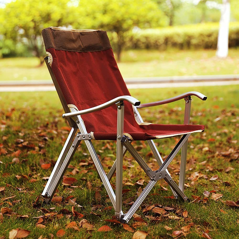 MUMUMI Year-end annual account Outdoor Leisure with Topics on TV Armrests Chair Portable Creative Out