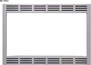 "Panasonic 27"" Microwave Trim Kit for Panasonic 2.2 cu ft Microwave Ovens – NN-TK922SS (Stainless Steel)"