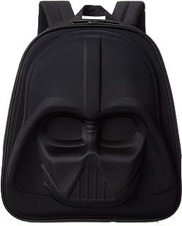 Mochila de Dibujos Animados 3D Personalizada de Moda, Star Wars Black Knight Backpack Computer Bag, para Viajar, IR a la Escuela, Presente, niños