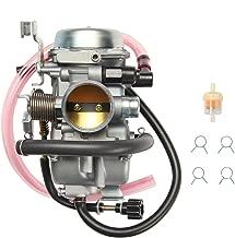 ATRACYPART KLF300 Carburetor Carb for 1986-2005 Kawasaki KLF 300 BAYOU ATV Carb