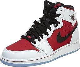 NIKE Kid's Air Jordan 1 Retro High OG BG 575441 123
