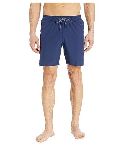 Nike 7 Essential Vital Volley Shorts (Midnight Navy) Men
