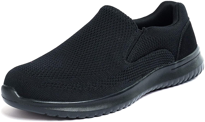 | Bruno Marc Men's Slip-On Canvas Sneaker Loafer Lightweight Walking Shoes | Loafers & Slip-Ons