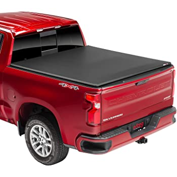 Amazon Com Extang Trifecta 2 0 Soft Folding Truck Bed Tonneau Cover 92653 Fits 2020 Chevy Gmc Silverado Sierra 2500hd 3500hd Does Not Fit With Factory Side Storage Boxes 6 9 Bed Automotive