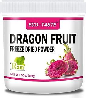 Dragon Fruit Powder, 5.3 oz.(150g), Pure Freeze Dried Pitaya Powder (5.3 oz)