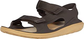 Crocs Swiftwater Molded Expedition Sandal, Bout Ouvert Mixte