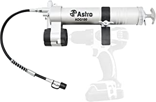 Astro Pneumatic Tool ADG100 Grease Gun Drill Adapter