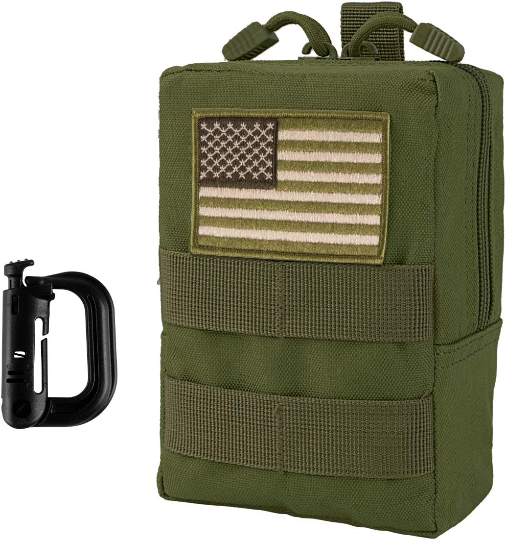 IronSeals Tactical Molle EMT Small Sale item Compact Pouch Water-Resistant Ranking TOP12