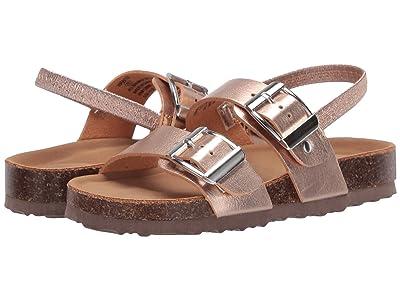 Steve Madden Kids Tbrando (Toddler/Little Kid) (Rose Gold) Girls Shoes