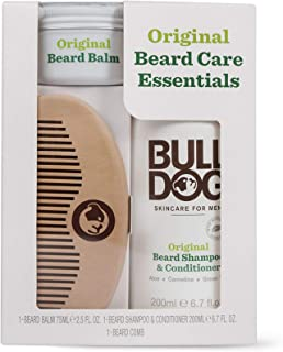 Bulldog Skincare and Grooming for Men Beard Care Essentials Kit