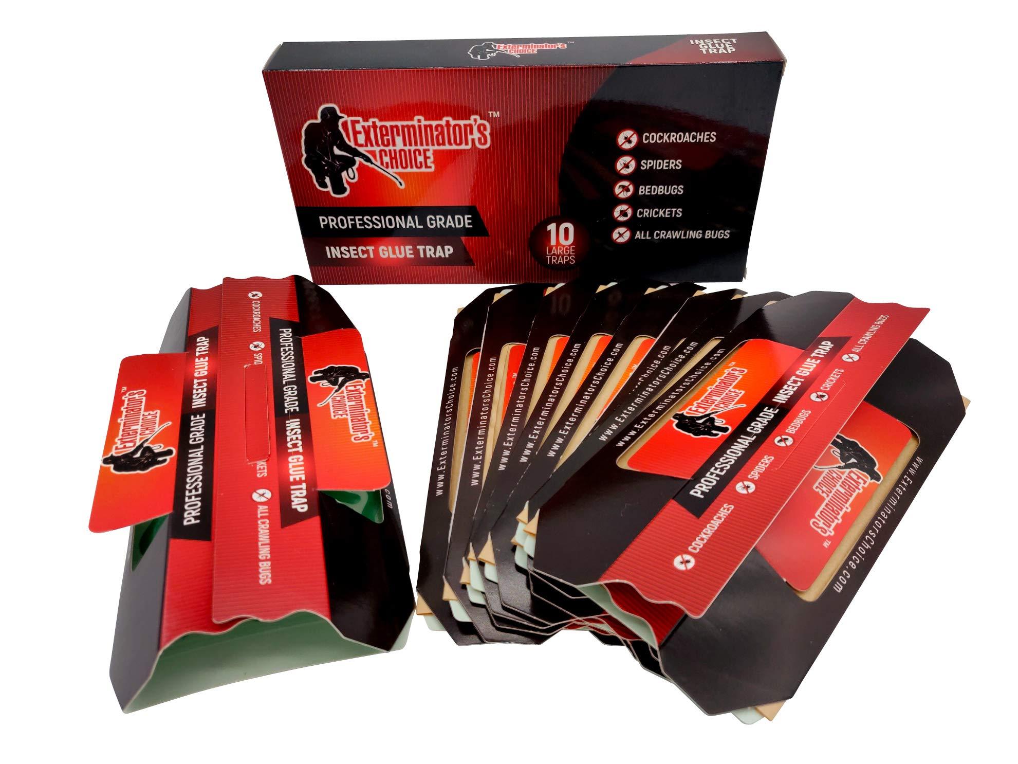 Exterminators Choice Pack Large Traps