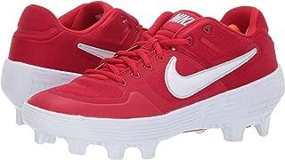 Alpha Huarache Elite 2 Low MCS Mens Baseball Cleats Size 5 (Red)