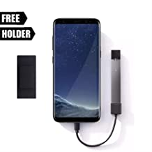 Magnetic PRO Charger and Holder Adapter for Devices New Cable 2019 - Fast Smartphone Charging Dock USB (Type-C)
