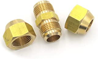 comprar comparacion Extensión de tubo de cobre de aire acondicionado para junta doble conector intermedia, cabeza de soldadura libre, tubo de ...