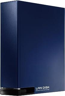 I-O DATA NAS 1TB スマホ/タブレット対応 ネットワークハードディスク 入門モデル HDL-T1NV 1年保証付き ミレニアム群青