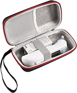 LuckyNV Carrying Thermometer Case for Braun Thermoscan 7 IRT6520 / ThermoScan 5 IRT6500 Travel Protective Storage Bag (Cas...
