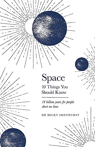 Books By Rebecca Smethurst_space 10 Things You Should ...