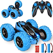 Remote Control car,2.4GHz Electric Race Stunt Car,Double Sided 360° Rolling Rotating..