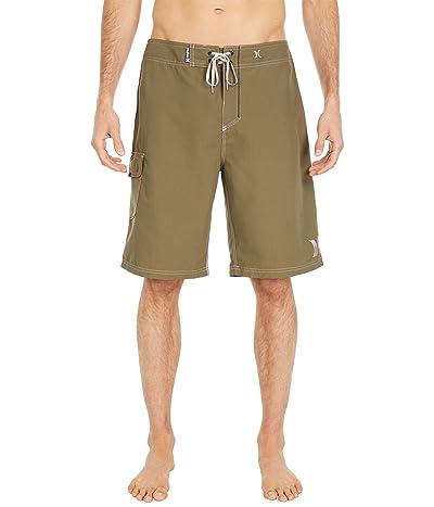 Hurley One Only Boardshort 22 (Medium Olive/Khaki 1) Men